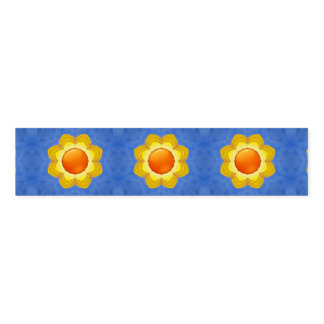 Sunny Day  Kaleidoscope Colorful Napkin Band