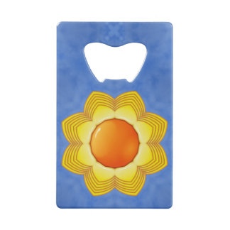 Sunny Day Kaleidoscope    Credit Card Openers