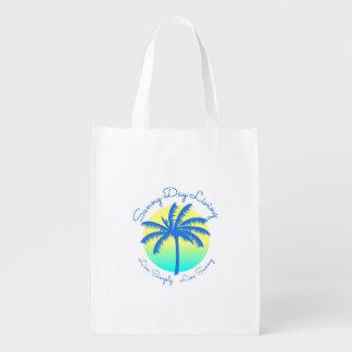 Sunny Day Living Reusable Bag
