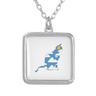 Sunny Day Silver Plated Necklace