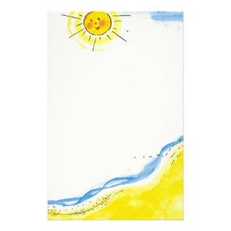 Sunny day - Stationery