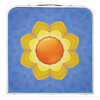 "Sunny Day  Vintage Kaleidoscope 48""   Pong Table"