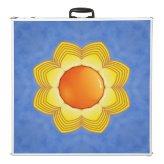 "Sunny Day  Vintage Kaleidoscope  96""  Pong Table"