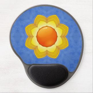Sunny Day  Vintage Kaleidoscope  Gel Mousepad