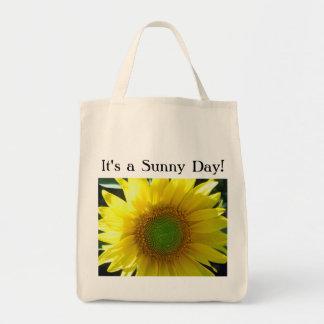 Sunny Day Yellow Sunflower Bag