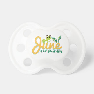 Sunny Days Pacifiers