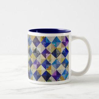 Sunny Days Quilt Mug