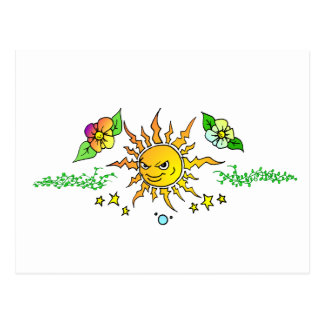Sunny Design Postcard