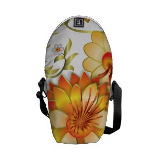 Sunny Favorable Approve Believe Courier Bag