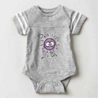 sunny flash baby bodysuit
