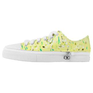 Sunny Flight Low Tops Printed Shoes