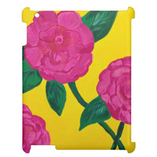 Sunny Florals Case For The iPad