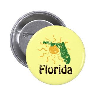 Sunny Florida Button