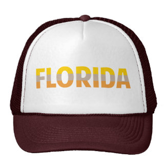 Sunny Florida Cap