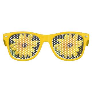 Sunny Flower in Full Bloom Kids Sunglasses