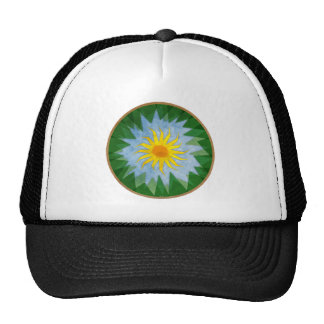 Sunny Forest Terrain Hats