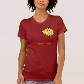 SUNNY GIRL - Customized T-Shirt