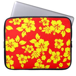 Sunny Hawaiian Computer Sleeve