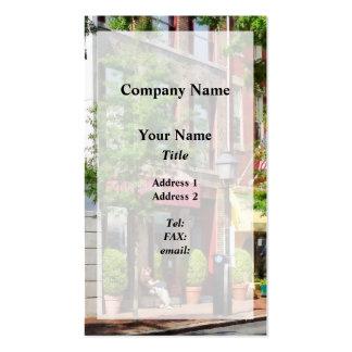 Sunny Morning Alexandria VA Business Card