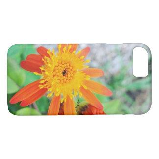 Sunny Orange Flower iPhone 8/7 Case