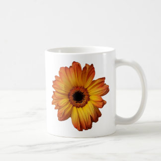 Sunny Orange gerbera flower bloom Mug