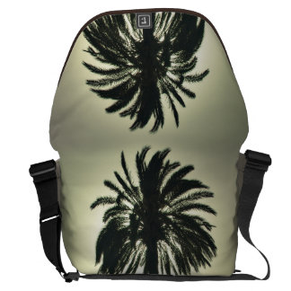 Sunny Palm Messenger Bags
