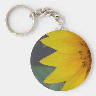 Sunny Petals keychain