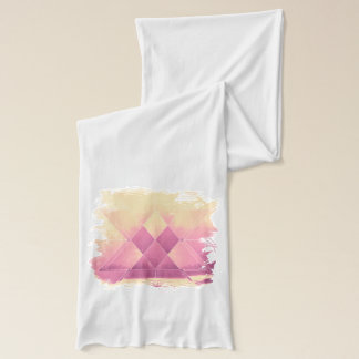 sunny picture scarf