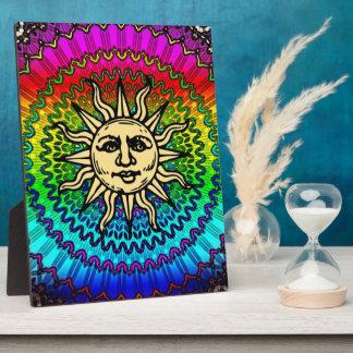 Sunny Plaque
