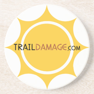 Sunny Sandstone Coaster