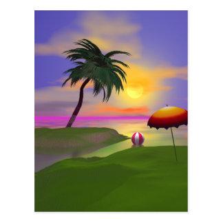 Sunny Side Postcard
