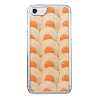 Sunny Side Up Eggs Carved iPhone 8/7 Case