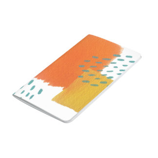Sunny Side Up Painted Notebook