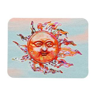 Sunny Summer Breeze Magnet