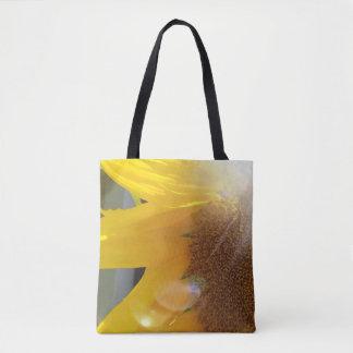 Sunny Sunflower Tote Bag