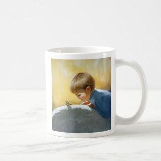 Sunny Surprise Basic White Mug