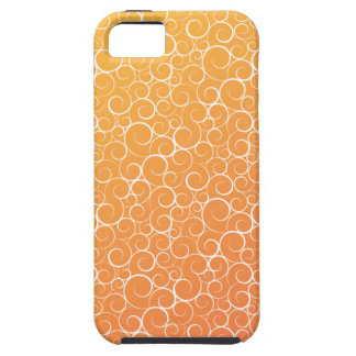 Sunny Swirls iPhone 5 Covers