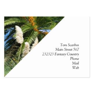 sunny Tenerife Business Card