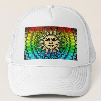 Sunny Trucker Hat