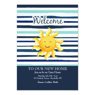Sunny Welcome Invitation