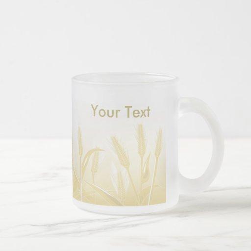 Sunny Wheat Field Mug