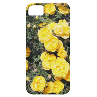 Sunny Yellow Rose Flowers Bus Case For The iPhone 5