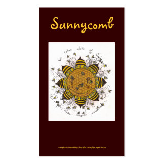 Sunnycomb Series #2 Pack Of Standard Business Cards