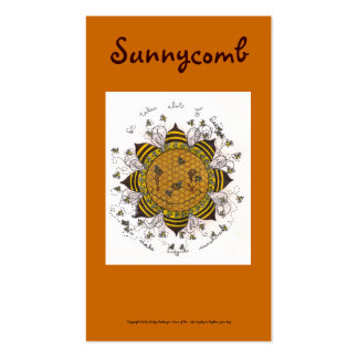 Sunnycomb Series #3 Pack Of Standard Business Cards