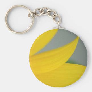 Sunny's Petals keychain