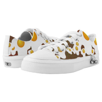 SunnySide Up Shoes Printed Shoes