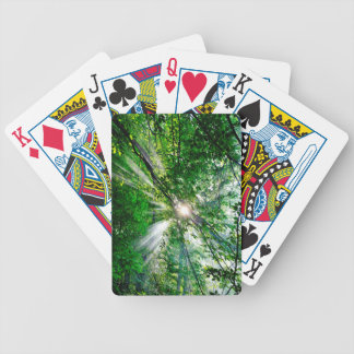 Sunrays Bicycle Playing Cards