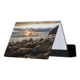 sunrise-1239727 desk business card holder