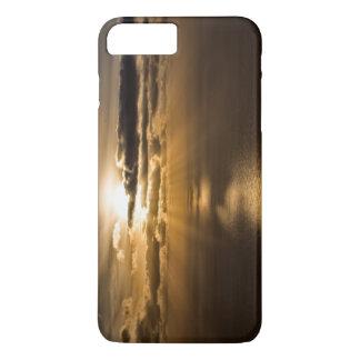Sunrise above the Atlantic ocean iPhone 7 Plus Case