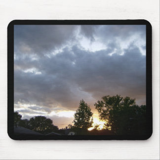 Sunrise Along Ohio River Valley Mouse Pad